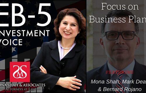 Focus on EB-5 Business Plans