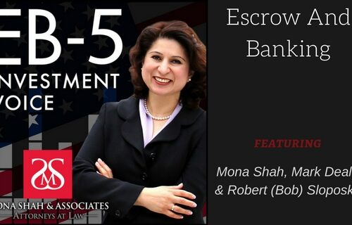 Escrow And Banking with Robert (Bob) Sloposky