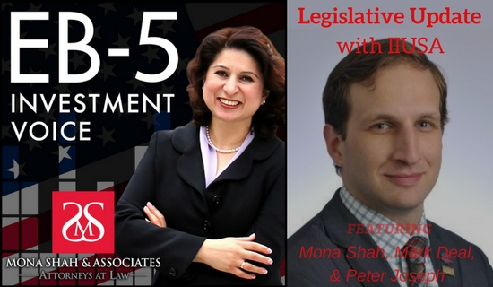 Legislative Update from IIUSA with Peter Joseph