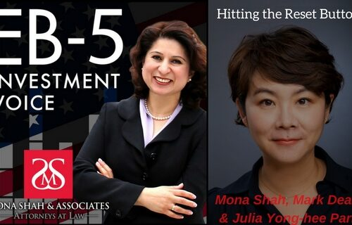 Hitting the Reset Button on EB-5 with Julia Park