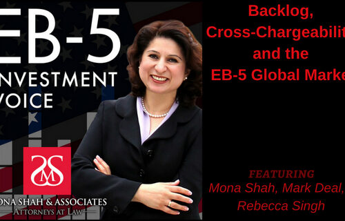Backlog, Cross-Chargeability and the EB-5 Global Market