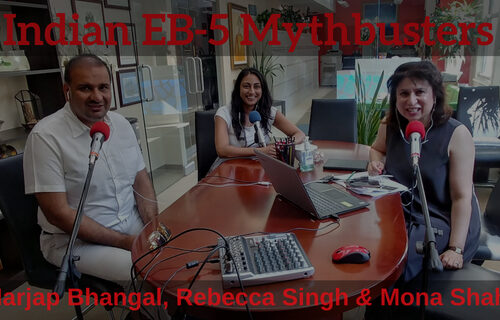 Indian EB-5 Mythbusters with Harjap Bhangal of GLS Solicitors