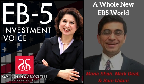 A Whole New EB5 World with Sam Udani of ILW