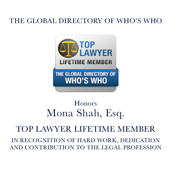 Who's Who Top Lawyer Lifetime Member
