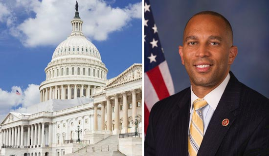 EB-5 Dialogue with Congressman Hakeem Jeffries