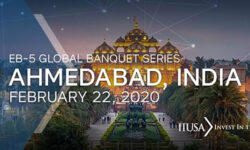 IIUSA EB-5 GLOBAL BANQUET SERIES - INDIA