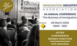 IIA Annual Conference 2020 - London