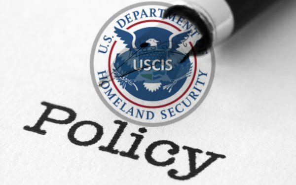 REDEPLOYMENT VERSION 2.0 – SERIOUS ISSUES WITH USCIS' NEW POLICY MANUAL CHANGES